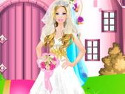 Barbie Bride Dress Up
