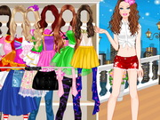 Barbie Summer Dress Up - Play The Free Game Online