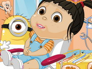 Agnes Playground Accident