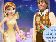 Anna And Kristoff Valentines Date