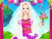Barbie Colorful Bride