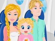 Barbie Family Winter Trip