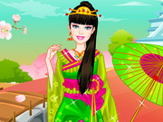 Barbie Japanese Princess