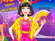 Barbie's New Year's Eve