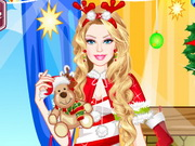 Barbie Santa Princess