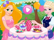 Disney Princesses Tea Party