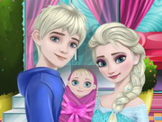 Elsa Babyroom Decoration