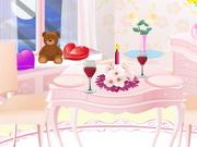 interior designer romantic dining