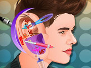 Justin Bieber And Selena Gomez Puzzle Free Online Game on 4Jcom