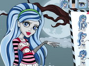 Monster High Ghoulia Yelps Hairstyle