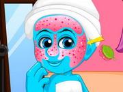 Smurfette School Style Makeover