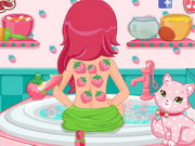 Strawberry Shortcake Spa