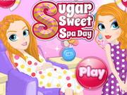 Sugar Sweet Spa Day