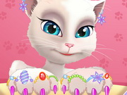 Talking Angela Great Manicure