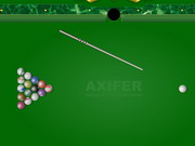 flash game billiards by axifer