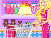 Barbie Baby Shopping
