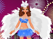 Carnival Dancing Girl Dress Up