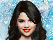 New Look Of Selena Gomez