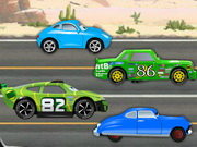 Cars Racing Battle