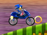 Sonic Motorbike Play The Free Game Online