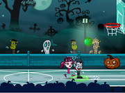 Halloween Basketball Legends - Play The Free Game Online