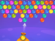 fun bubble games