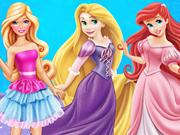 Rapunzel Christmas Party Prep