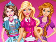 Princess Charm School Bffs