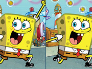 Spongebob Find The Differences