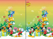 Minnie Christmas Differences