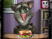Talking Tom Funny Face