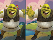 Shrek Differences