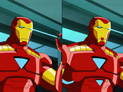 Iron Man Find The Differe…