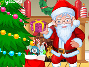 Christmas Gift Santa Dress Up