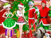 Frozen Christmas Surpris…