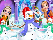 Princesses And Olaf's Wi…