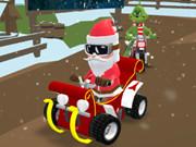 Santa's Rush: The Grinch …