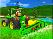 Indian Tractor Farm Simulator