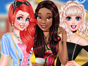 Princesses Back To School Party