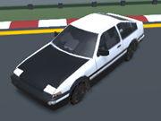 Piksel Araba Yarışı