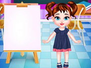 Baby Taylor Painting Class