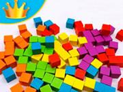 Cubes King