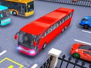 Modern Bus Parking Advance Bus Games