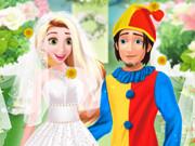 Rapunzel April Fool Day Wedding