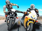 Moto Bike Saldırı Yarışı Ustası
