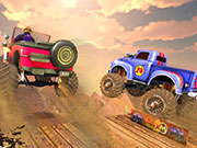 Ultimate Mmx Heavy Monster Truck : Police Chase Racing