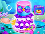 Baby Taylor Mermaid Party Prep