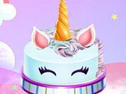 Little Anna Unicorn Cake Make