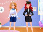 Princess Career Goals Dress Up
