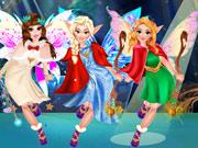Winter Fairy Fashion Show
